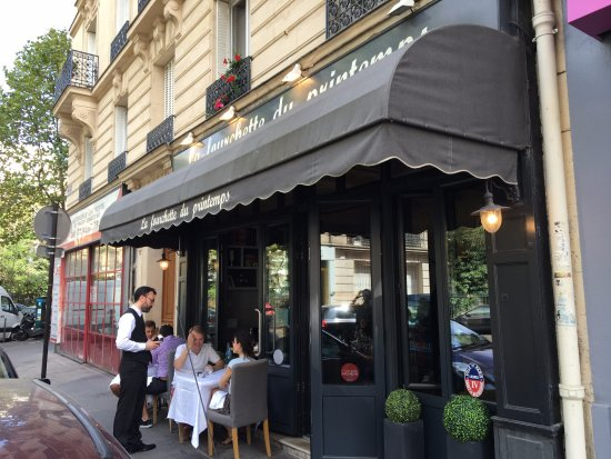 La Devanture Et La Terrasse Picture Of La Fourchette Du