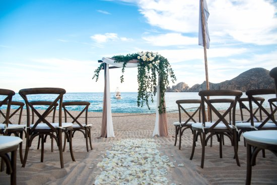 Me Cabo By Melia Wedding Celebration Meliá