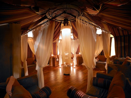 Relaxation Tent at Allyu Spa & Relaxation Tent at Allyu Spa - Picture of Allyu Spa Chicago ...
