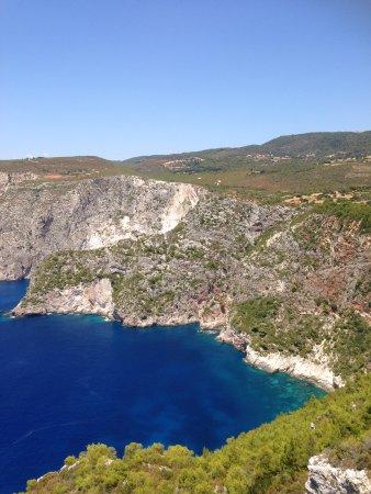 Beautiful scenic clifftop restaurant