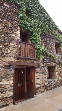 Valverde de los Arroyos, Spanje: La entrada