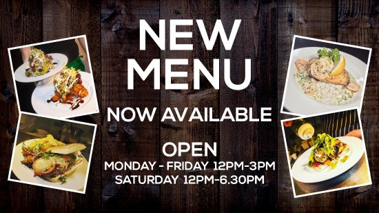 Dungannon, UK: New Menu Now Available  @HagansBar