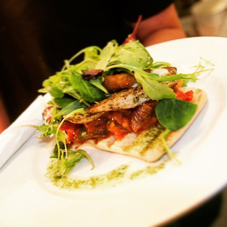 Dungannon, UK: Delicious Food available @HagansBar