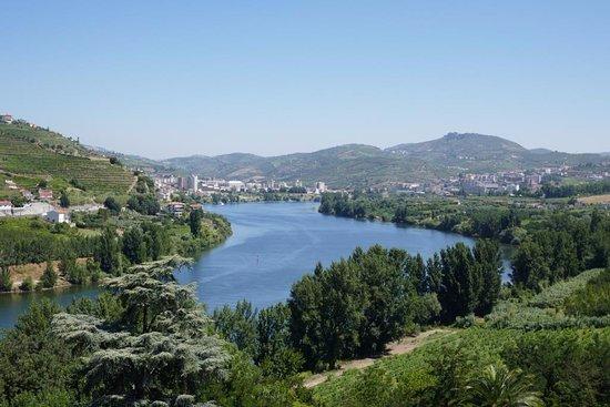 Samodaes, Portugal : Vue de la réception