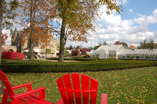 ชารอน, เพนซิลเวเนีย: Fall at Buhl Mansion