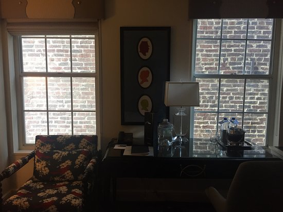 """The Alexandrian, Autograph Collection: Our """"city view"""" room!"""