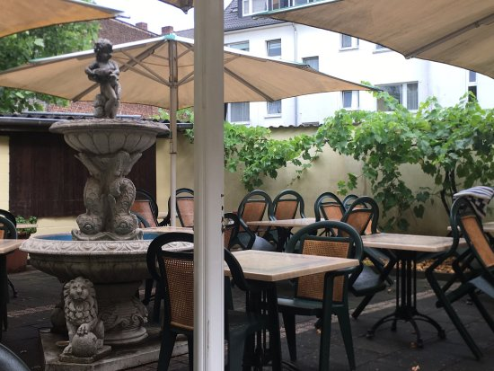 Troisdorf, Alemania: Ristorante Il Giardino