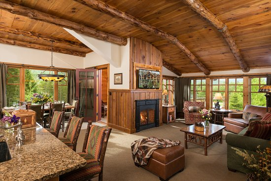 The Whiteface Lodge: Three Bedroom Clubhouse Suite