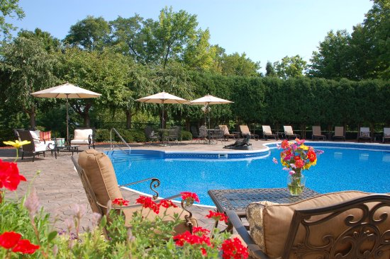 Clark, Pensilvania: Heated Swimming Pool in season (indoor pool year-round)