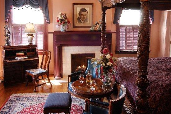 Clark, PA: Rhett Butler's Room