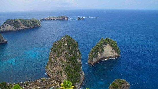 Nusa Penida, Indonesia: Atuh beautifull view