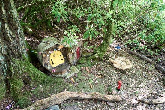 Contin, UK: Fairy trail