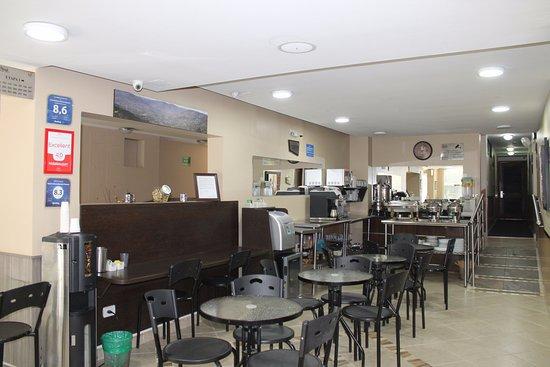 Hotel Poblado Boutique Medellin: Comedor