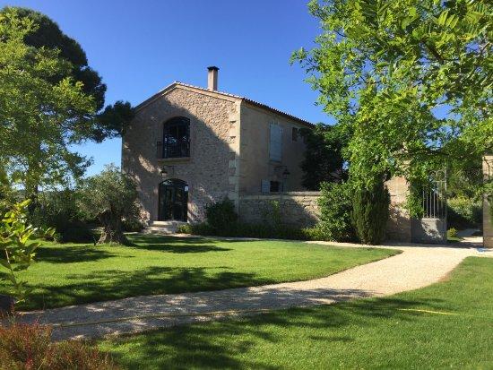 Montagnac, ฝรั่งเศส: Vue maison