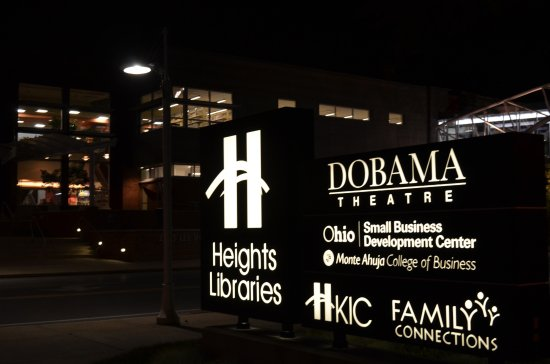 Cleveland Heights, Огайо: Dobama Theatre in the Cedar Lee District