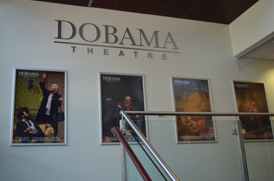 Cleveland Heights, OH: Dobama Theatre in the Cedar Lee District