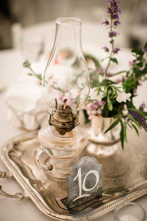 Linn Canyon Ranch: Wedding details