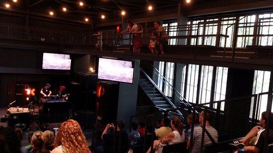 Corning, NY: auditorium