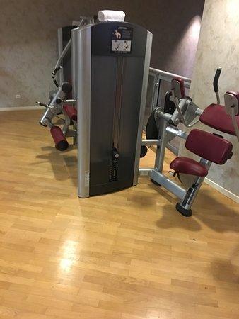 Hyatt Regency Paris Charles de Gaulle: Gym