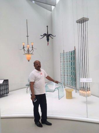 Corning, Nova York: me at the glass design