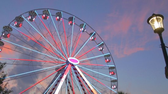 Myrtle Beach Ferris Wheel Price