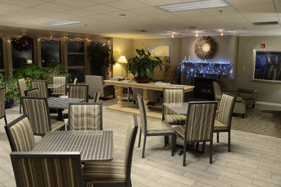The Madison Inn by Riversage: Lobby and