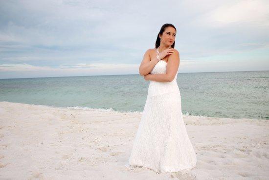 Fort Walton Beach Fl Bridal Photography Wedding