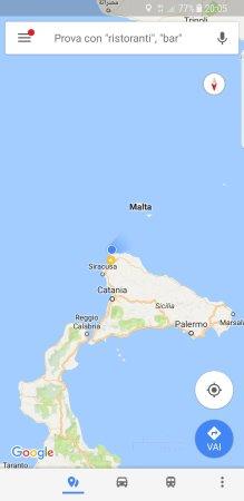 Portopalo di Capo Passero, Italia: Isole delle Correnti