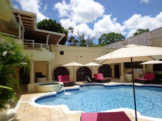 Paynes Bay, Barbados: Adult Only Pool
