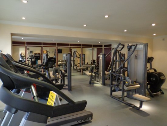 Paynes Bay, Barbados: Fitness Center