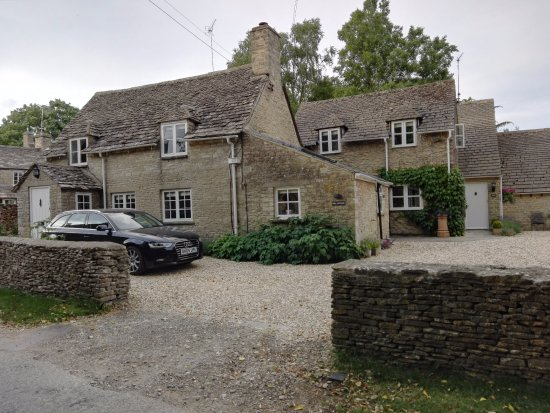 Ewen, UK: Well Cottage B&B met parkeergelegenheid