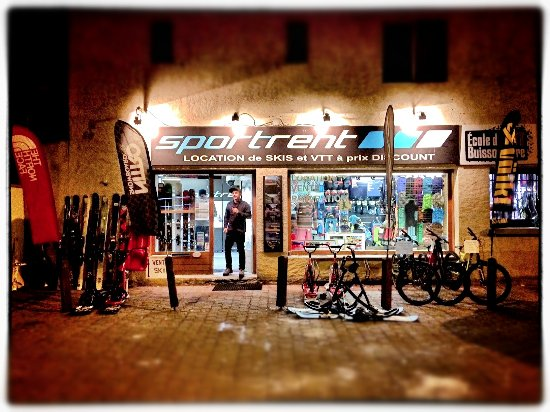 SPORTRENT Serre Chevalier 1400