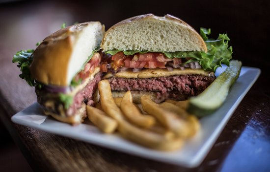 Garfinkel's: Come hungry! We have hamburgers, veggie burgers, chicken sandwiches and so much more.