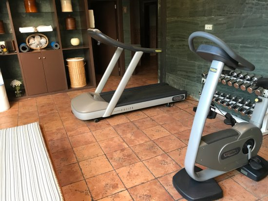 Hotel Palacio del Carmen, Autograph Collection: Gym