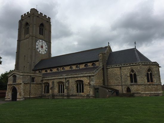 Saint Michael's Church Coningsby
