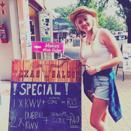 Potchefstroom, South Africa: Always some special