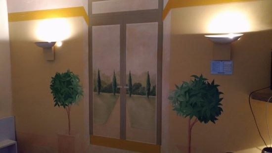 Super Hotel : camera da letto