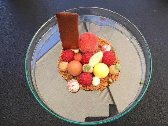 Elewijt, Belgium: Dessert