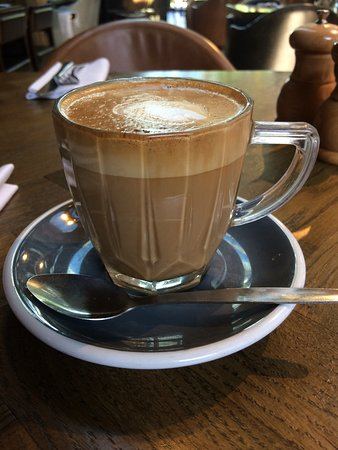 Chipping Ongar, UK: Lovely Coffee