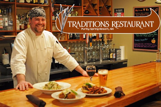 Madison, Нью-Гэмпшир: Welcome to Traditions Restaurant