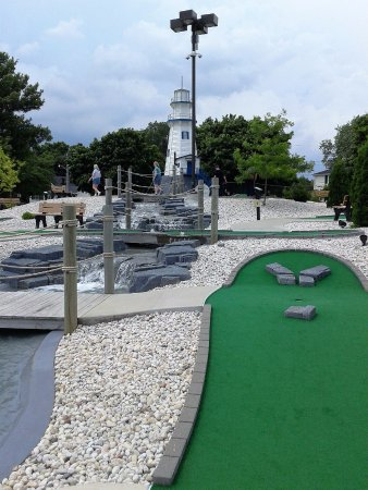 Citizen Park: Mini Golf lighthouse