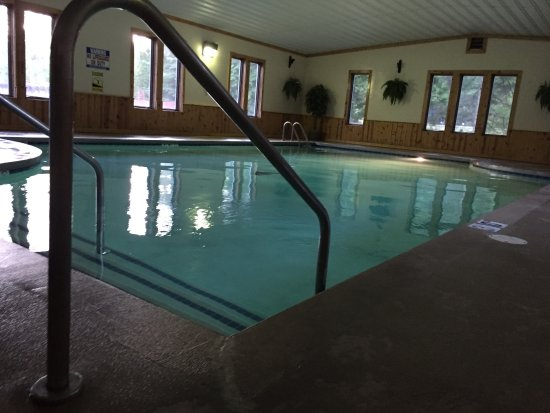 Egg Harbor, WI: heated indoor pool
