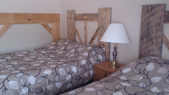 Kirkland Lake, Canada: double room
