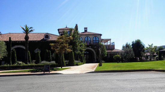 Clearlake Oaks, Californien: Brassfield Estate Winery