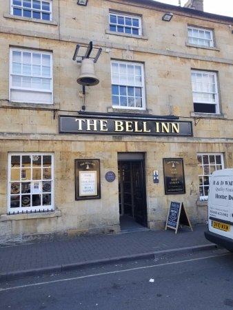 The Bell Inn: Front of Inn