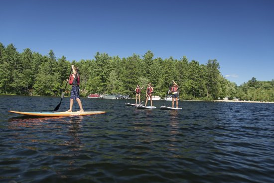 Freedom, NH: Paddleboard, canoe, kayak around Danforth Bay of Ossipee Lake