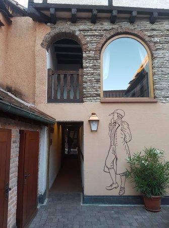 Foto de Hotel Caveau de l'Ami Fritz
