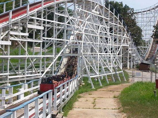 Eureka, Миссури: The Screaming Eagle