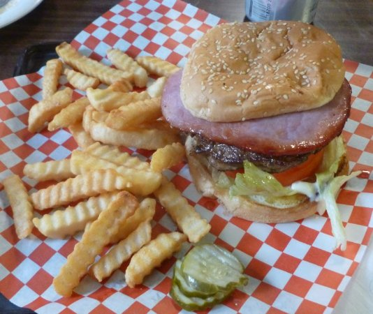 Davenport, WA: The Porker...