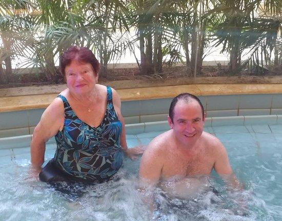 Herods Vitalis Spa Hotel Eilat Bild